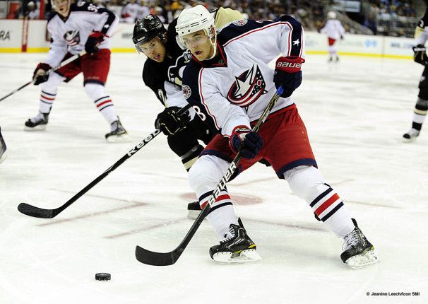 NHL: SEP 25 Preseason – Blue Jackets at Penguins