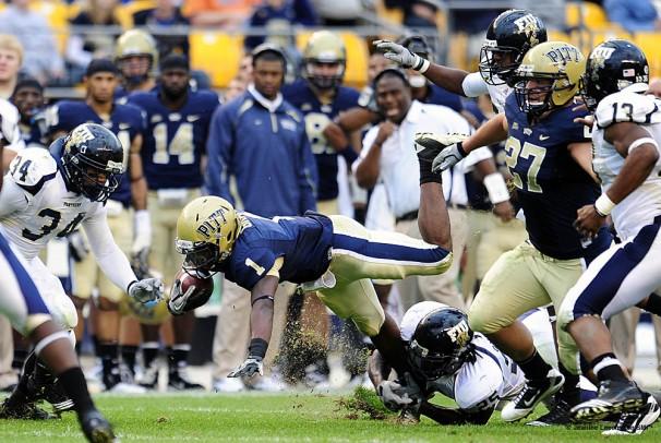 NCAA FOOTBALL: OCT 02 Florida International at Pittsburgh