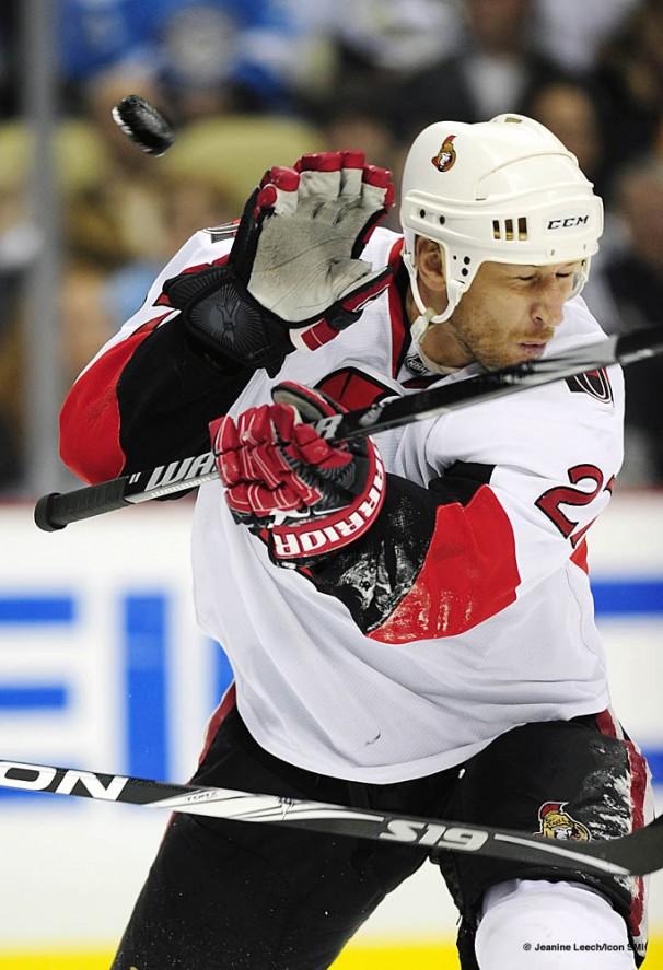NHL: OCT 18 Senators at Penguins