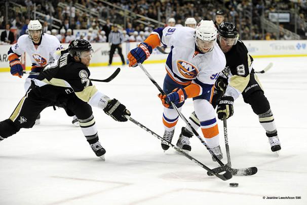 NHL: JAN 25 Islanders at Penguins