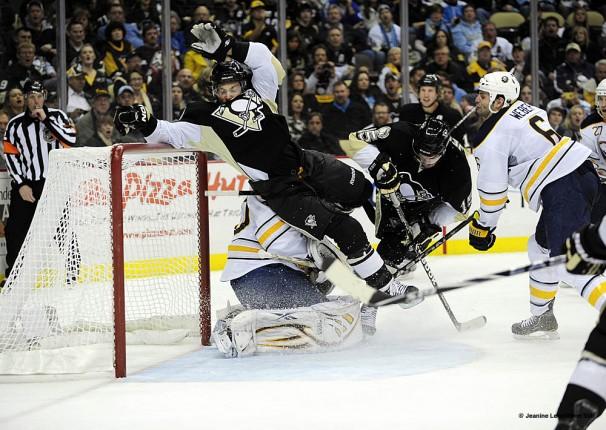 NHL: FEB 04 Sabres at Penguins