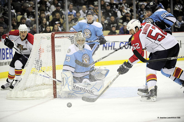 NHL: MAR 27 Panthers at Penguins