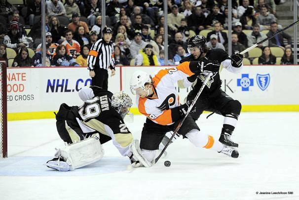 NHL: MAR 29 Flyers at Penguins