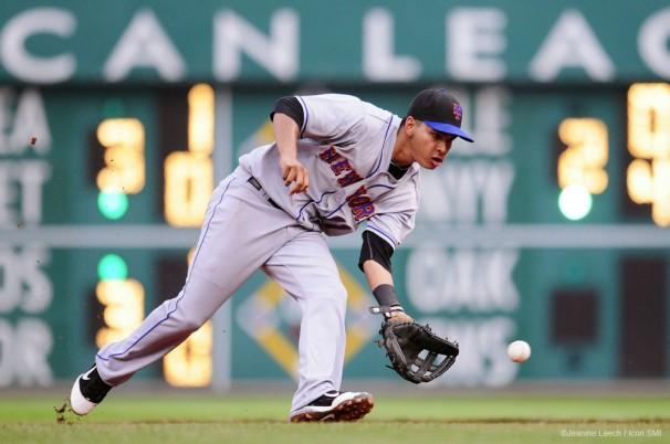MLB: JUN 10 Mets at Pirates