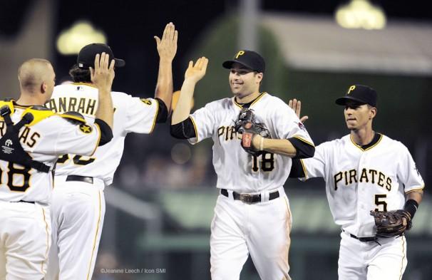 MLB: JUN 11 Mets at Pirates