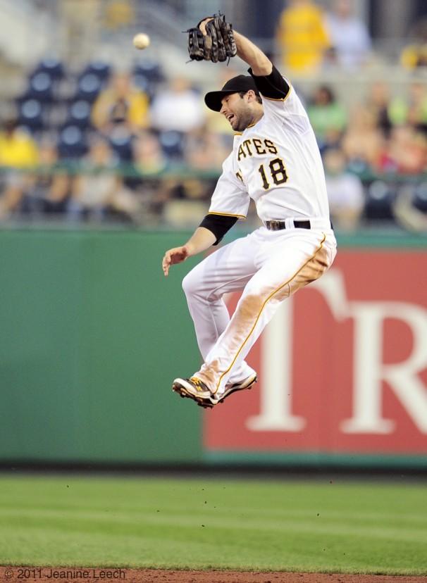 MLB: JUL 06 Astros at Pirates