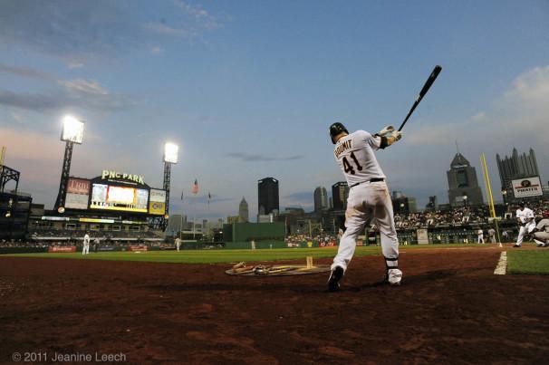 MLB: AUG 15 Cardinals at Pirates