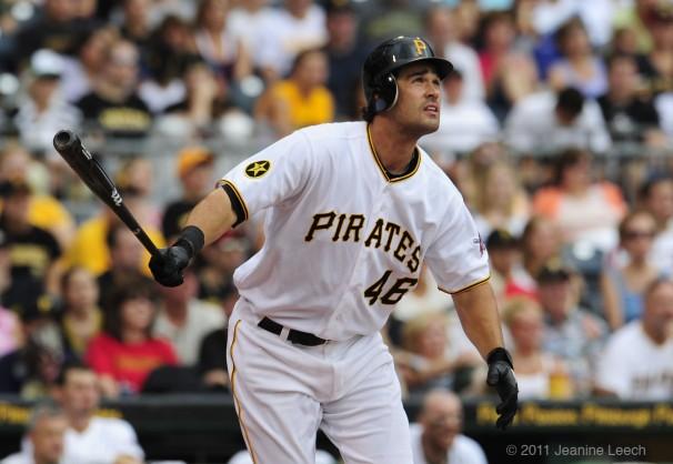 MLB: AUG 21 Reds at Pirates