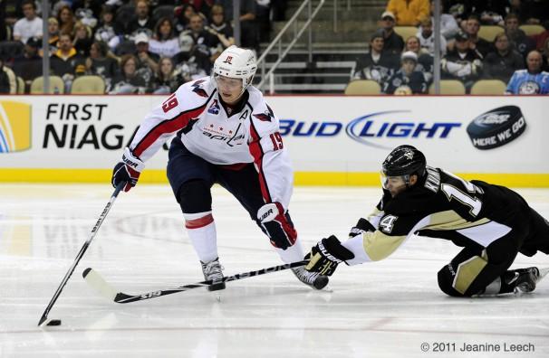 NHL: OCT 13 Capitals at Penguins