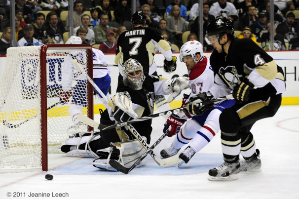 NHL: OCT 20 Canadiens at Penguins