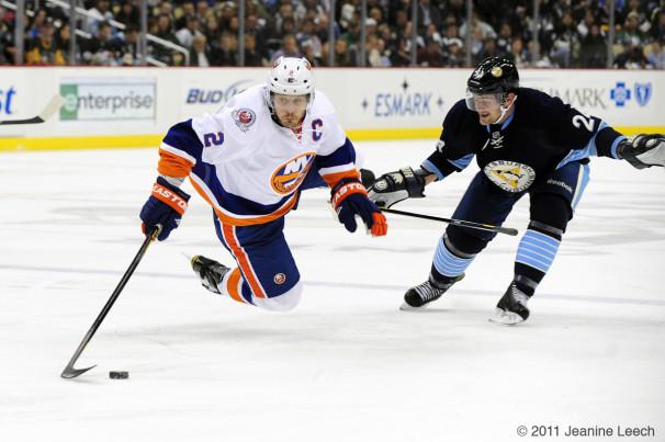 NHL: OCT 27 Islanders at Penguins