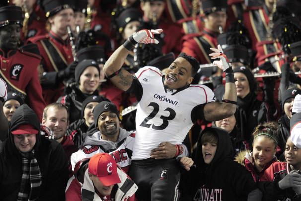 NCAA FOOTBALL: NOV 05 Cincinnati at Pitt