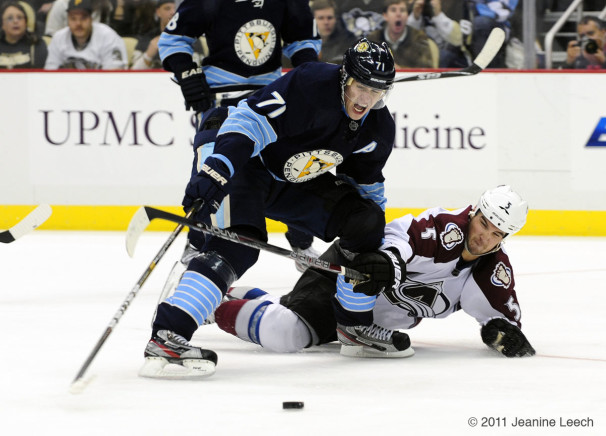 NHL: NOV 15 Avalanche at Penguins