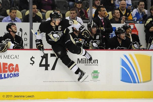 NHL: NOV 21 Islanders at Penguins