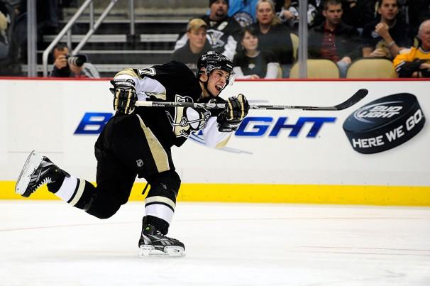 NHL: DEC 05 Bruins at Penguins
