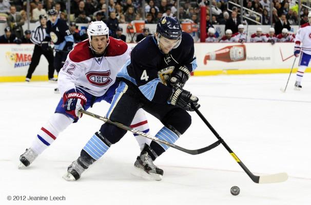 NHL: JAN 20 Canadiens at Penguins