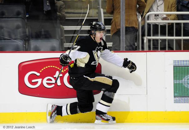 NHL: FEB 21 Rangers at Penguins