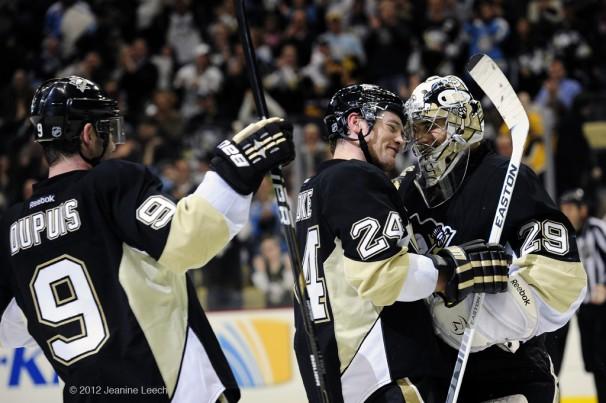 NHL: MAR 09 Panthers at Penguins