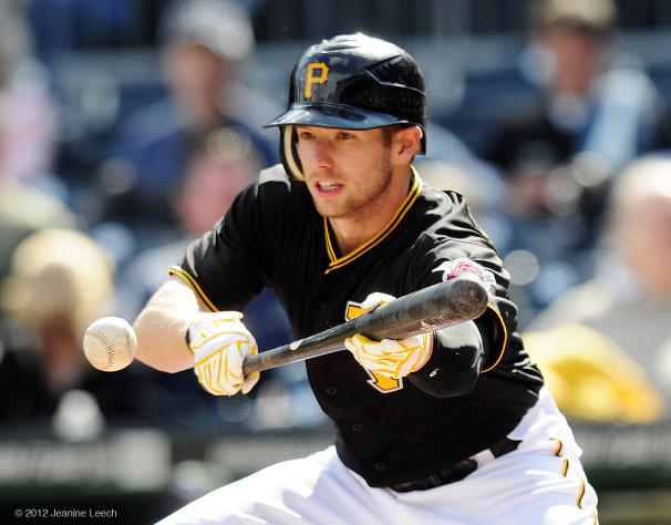MLB: APR 25 Rockies at Pirates