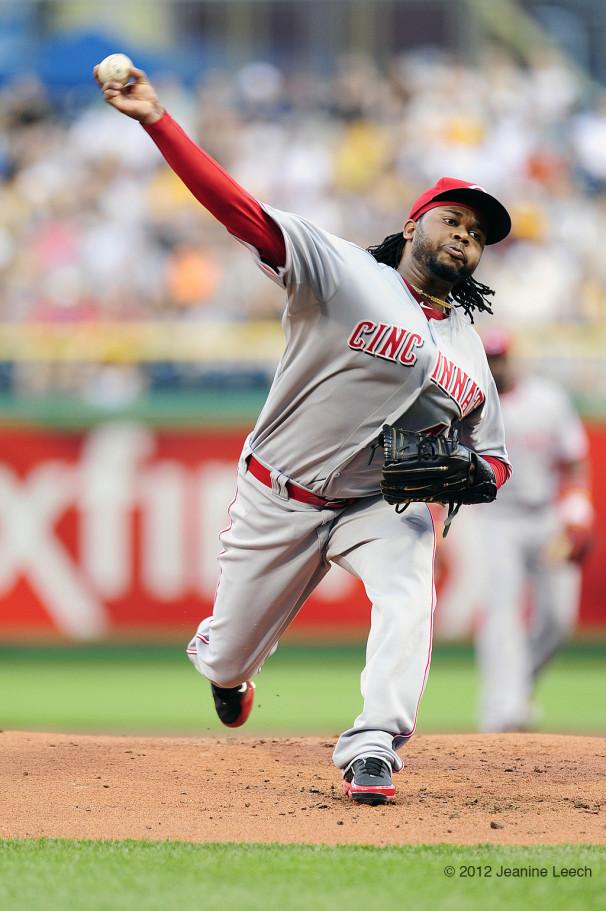 MLB: MAY 04 Reds at Pirates