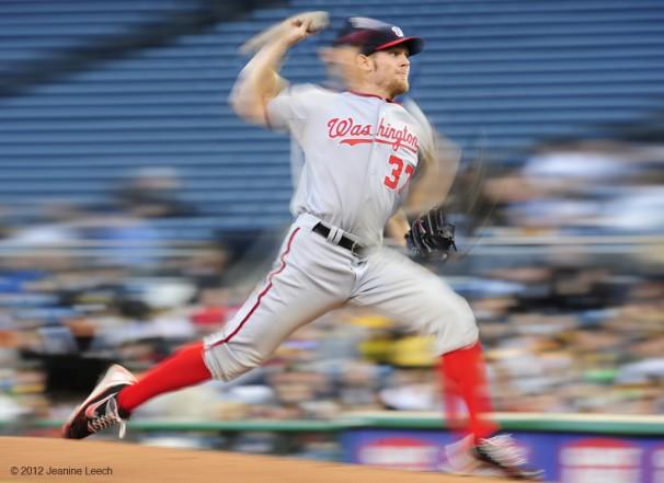 MLB: MAY 10 Nationals at Pirates