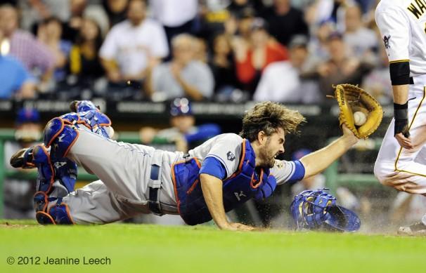 MLB: MAY 21 Mets at Pirates