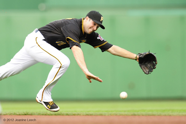 MLB: MAY 22 Mets at Pirates