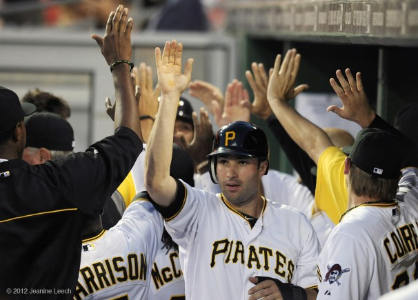 MLB: MAY 30 Reds at Pirates