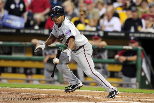 MLB: JUN 19 Twins at Pirates