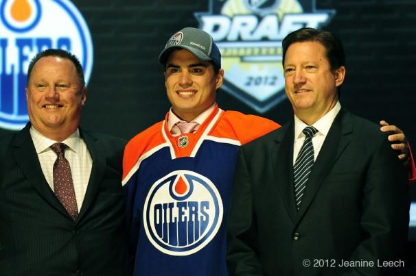 NHL: JUN 22 2012 Entry Draft