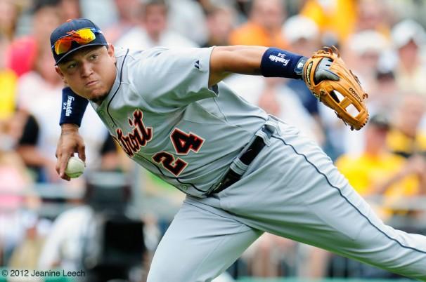 MLB: JUN 24 Tigers at Pirates
