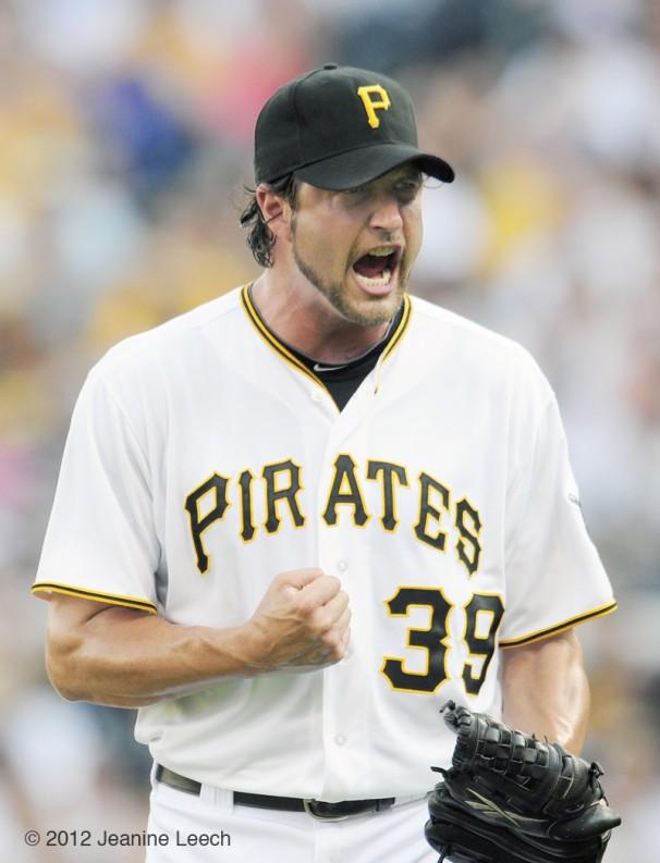 MLB: JUL 07 Giants at Pirates