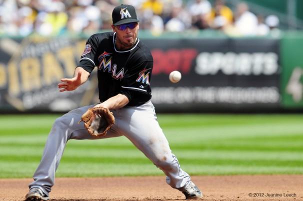 MLB: JUL 22 Marlins at Pirates