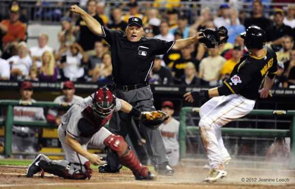 MLB: AUG 06 Diamondbacks at Pirates