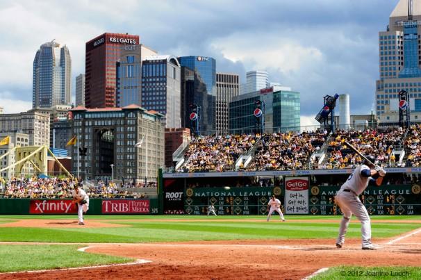 MLB: AUG 12 Padres at Pirates