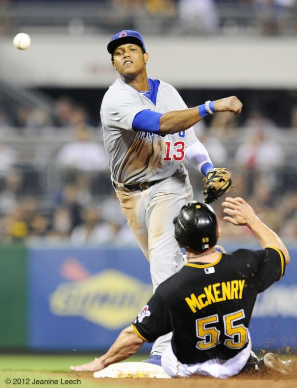 MLB: SEP 07 Cubs at Pirates