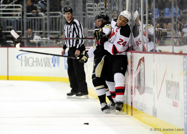 NHL: FEB 02 Devils at Penguins