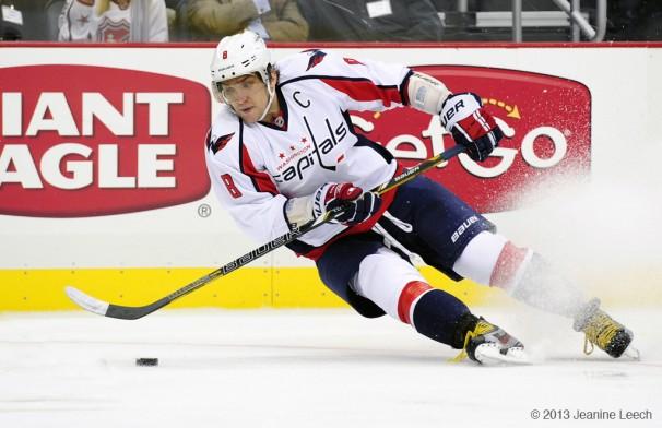 NHL: FEB 07 Capitals at Penguins