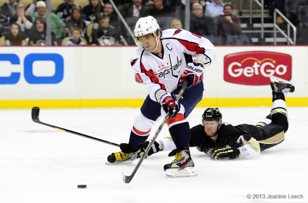 NHL: FEB 07 Capitals at Penguins
