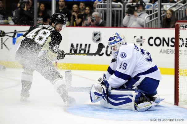 NHL: MAR 04 Lightning at Penguins