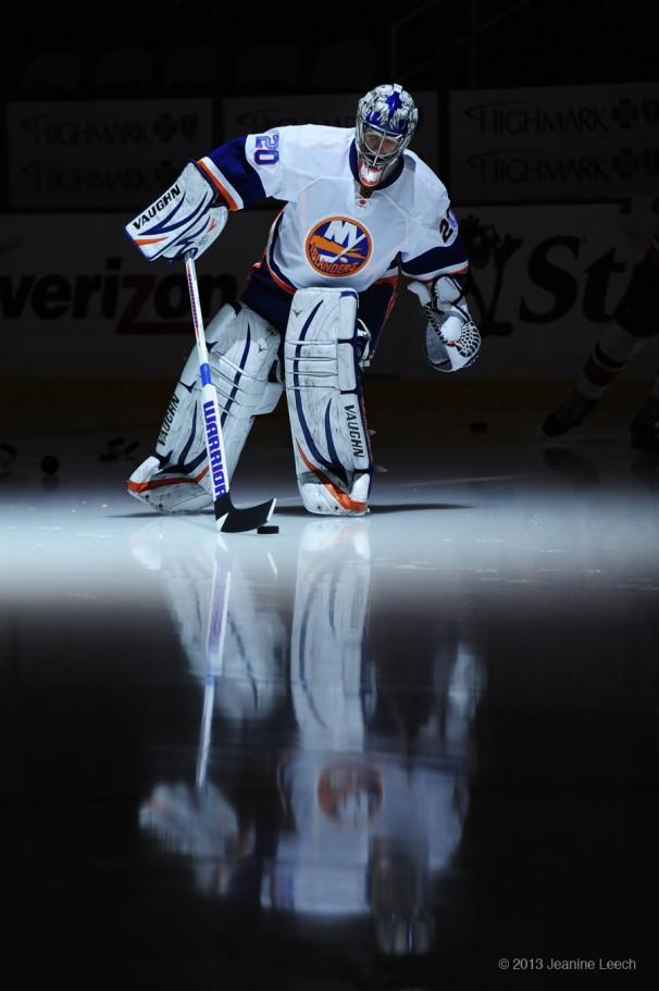 NHL: MAR 10 Islanders at Penguins