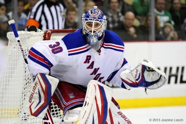 NHL: MAR 16 Rangers at Penguins