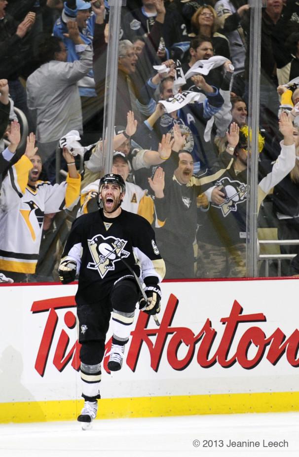 NHL: MAY 14 Eastern Conference Semifinal – Senators at Penguins – Game 1