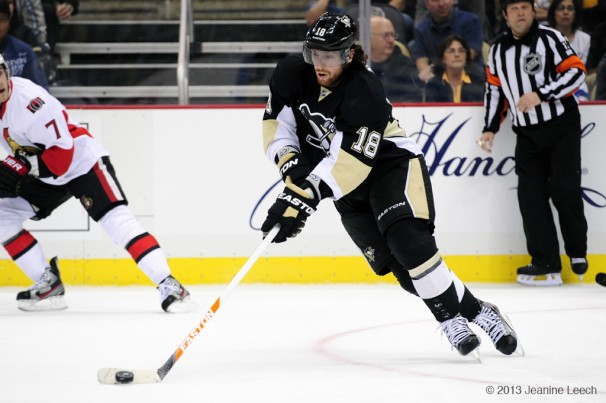 NHL: MAY 17 Eastern Conference Semifinal – Senators at Penguins – Game 2