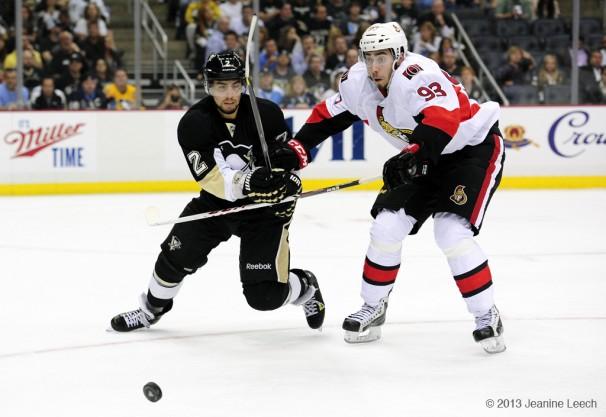 NHL: MAY 17 Eastern Conference Semifinal – Senators at Penguins – Game 2