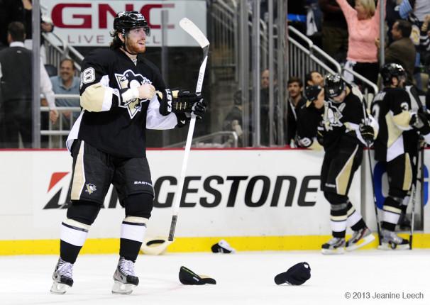 NHL: MAY 24 Eastern Conference Semifinal – Senators at Penguins – Game 5