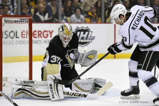 NHL: MAR 27 Kings at Penguins