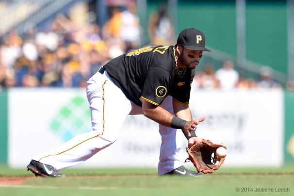 MLB: JUN 07 Brewers at Pirates