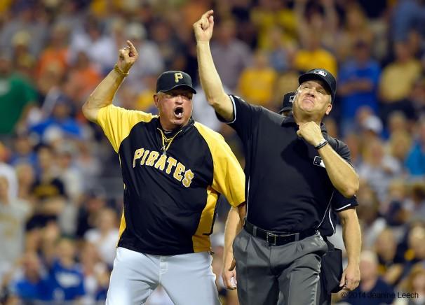 MLB: JUL 22 Dodgers at Pirates