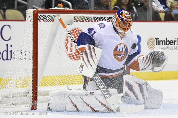 NHL: OCT 18 Islanders at Penguins